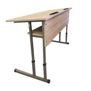 Two-seater pupil's desk №4-6