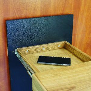 Hidden storage shelf 360*330